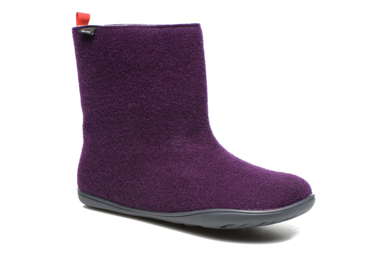 Zapatos de mujer baratos zapatos de mujer Camper Wabi 46646 (Violeta     ) - Botines  en Más cómodo