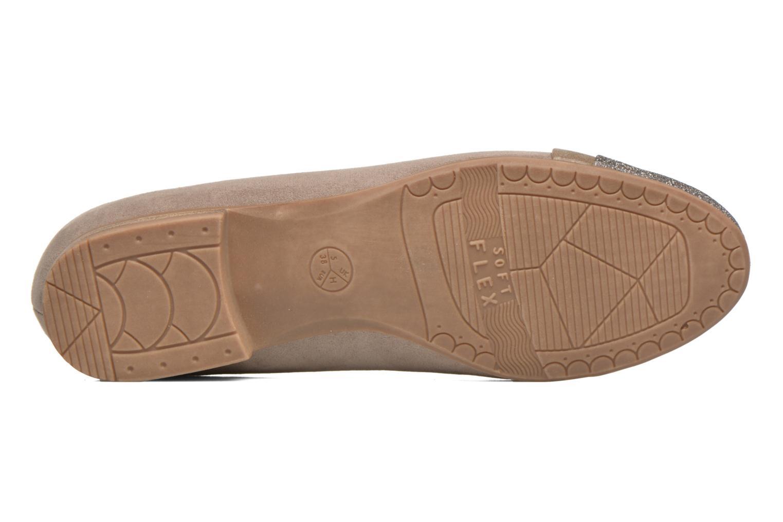 Ballerinas Jana shoes Molia beige ansicht von oben