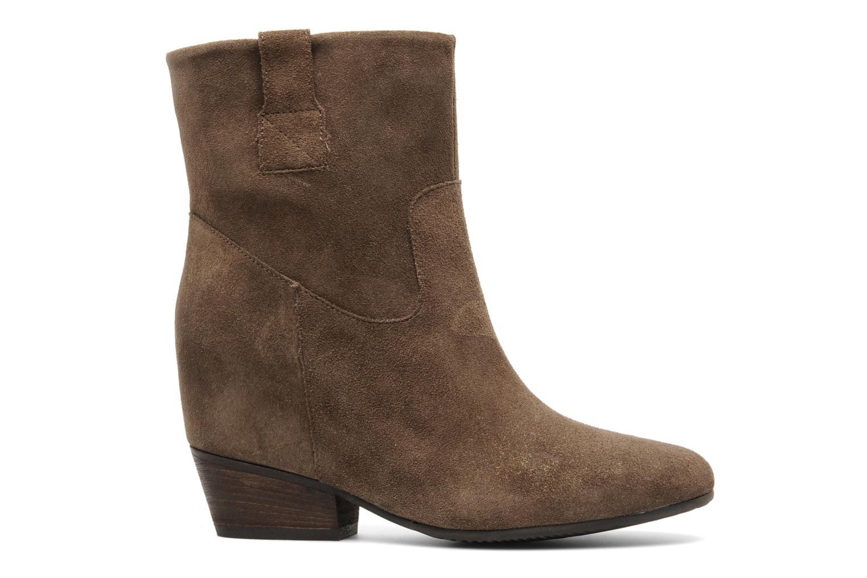 Bottines et boots Janet & Janet Juffle Marron vue derrière