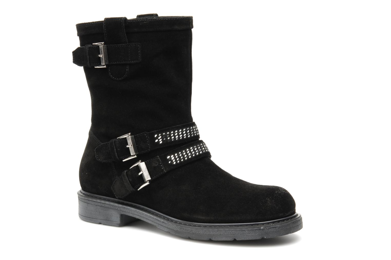 Bottines et boots Janet Sport Javia Noir vue détail/paire