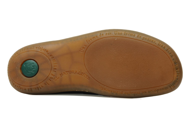 Zapatos con cordones El Naturalista Viajero N267 W Negro vista de arriba