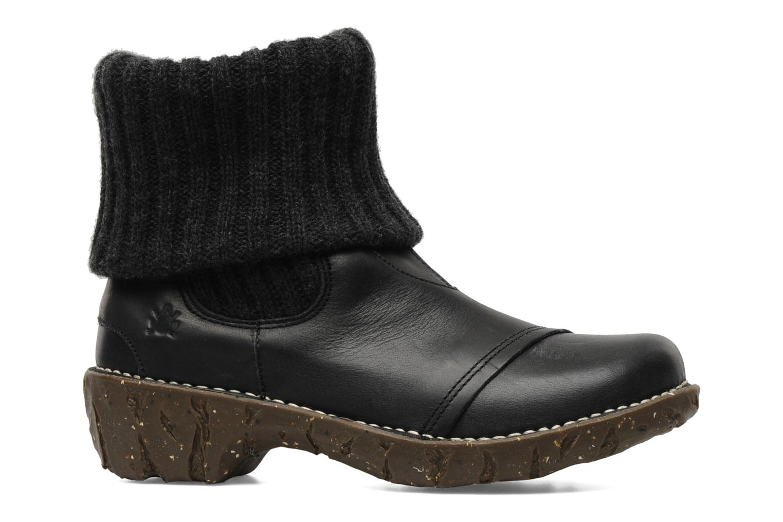 Bottines et boots El Naturalista Iggdrasil N097 Noir vue derrière