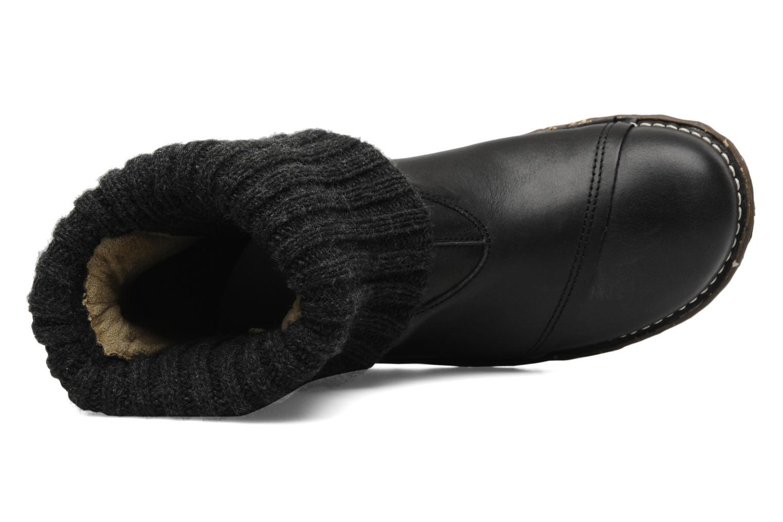 Bottines et boots El Naturalista Iggdrasil N097 Noir vue gauche