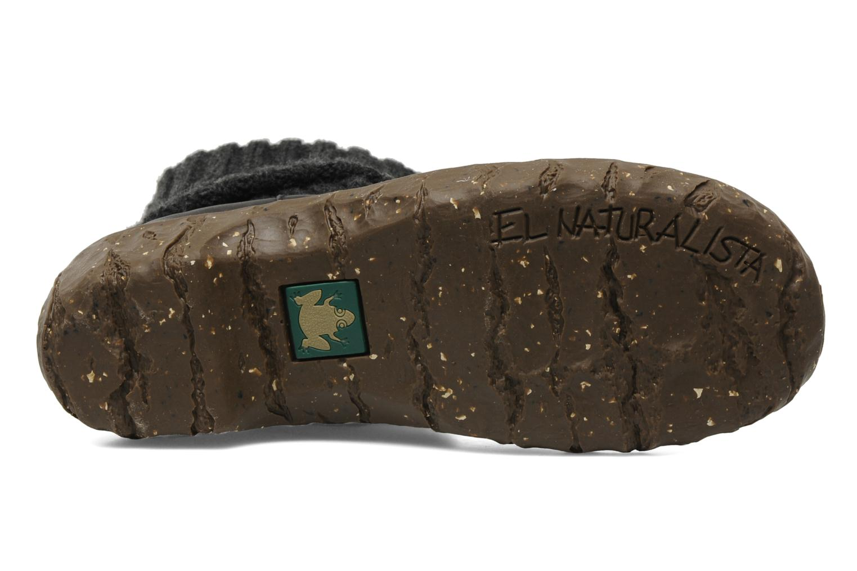 Bottines et boots El Naturalista Iggdrasil N097 Noir vue haut