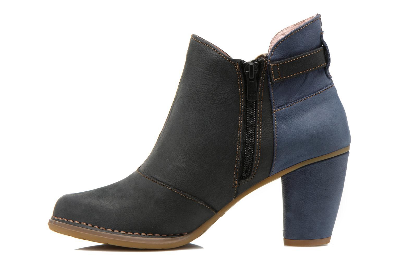 Boots en enkellaarsjes El Naturalista Colibri N472 Blauw voorkant