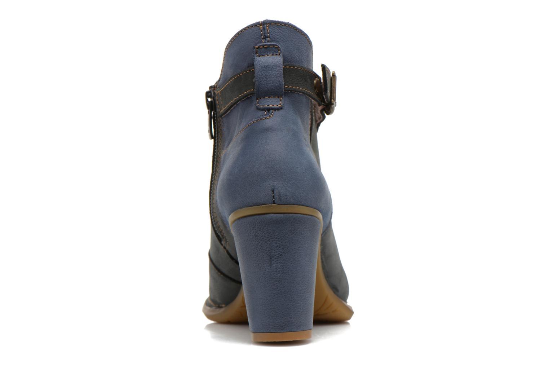 Boots en enkellaarsjes El Naturalista Colibri N472 Blauw rechts