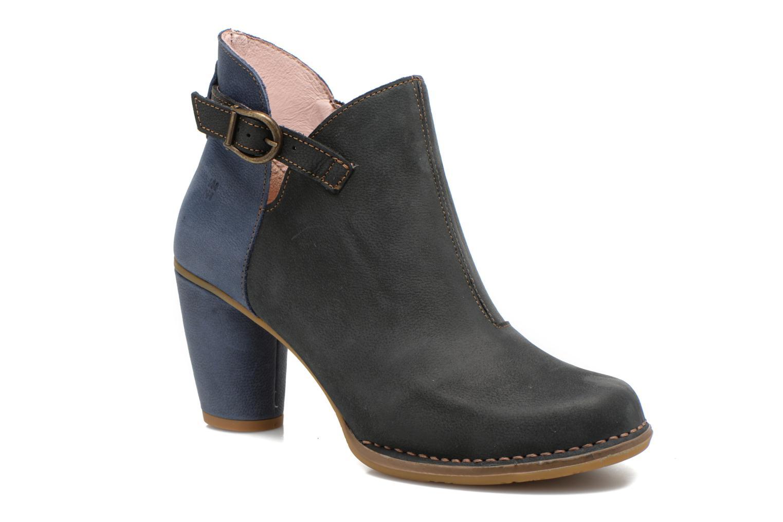 Boots en enkellaarsjes El Naturalista Colibri N472 Blauw detail