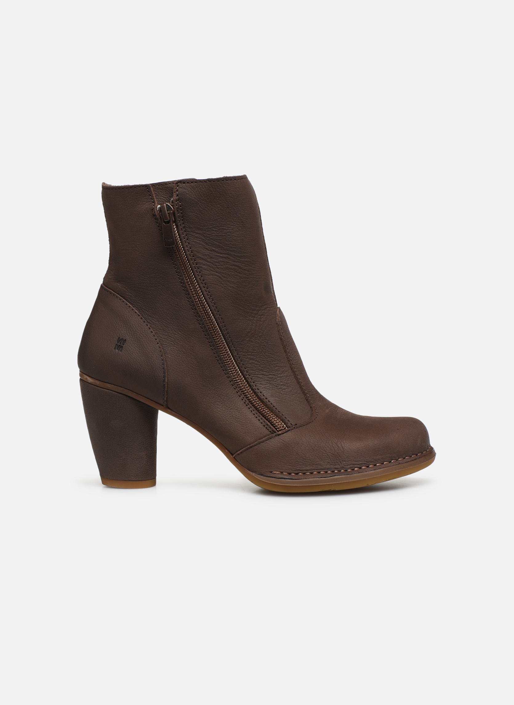 Boots en enkellaarsjes El Naturalista Colibri N473 Bruin achterkant