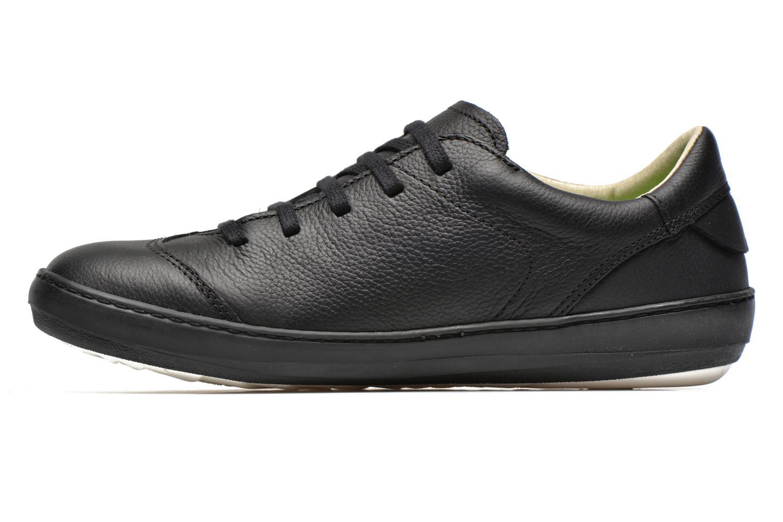 Chaussures à lacets El Naturalista Meteo N211 Noir vue face