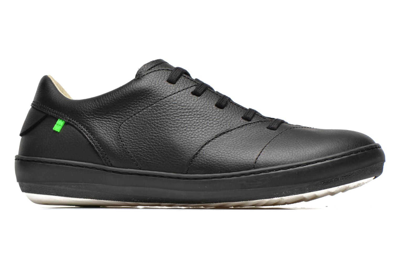 Chaussures à lacets El Naturalista Meteo N211 Noir vue derrière