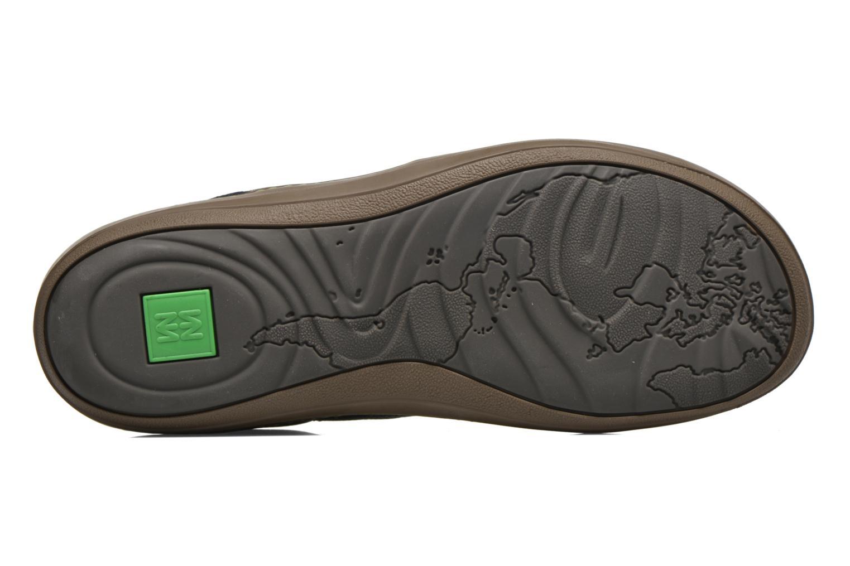 Zapatos con cordones El Naturalista Meteo N211 Negro vista de arriba
