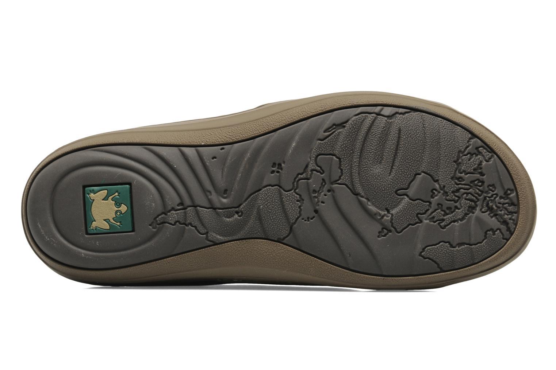 Zapatos con cordones El Naturalista Meteo N212 Negro vista de arriba