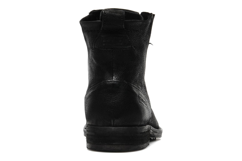 Stiefeletten & Boots Levi's Maine Lace Up schwarz ansicht von rechts