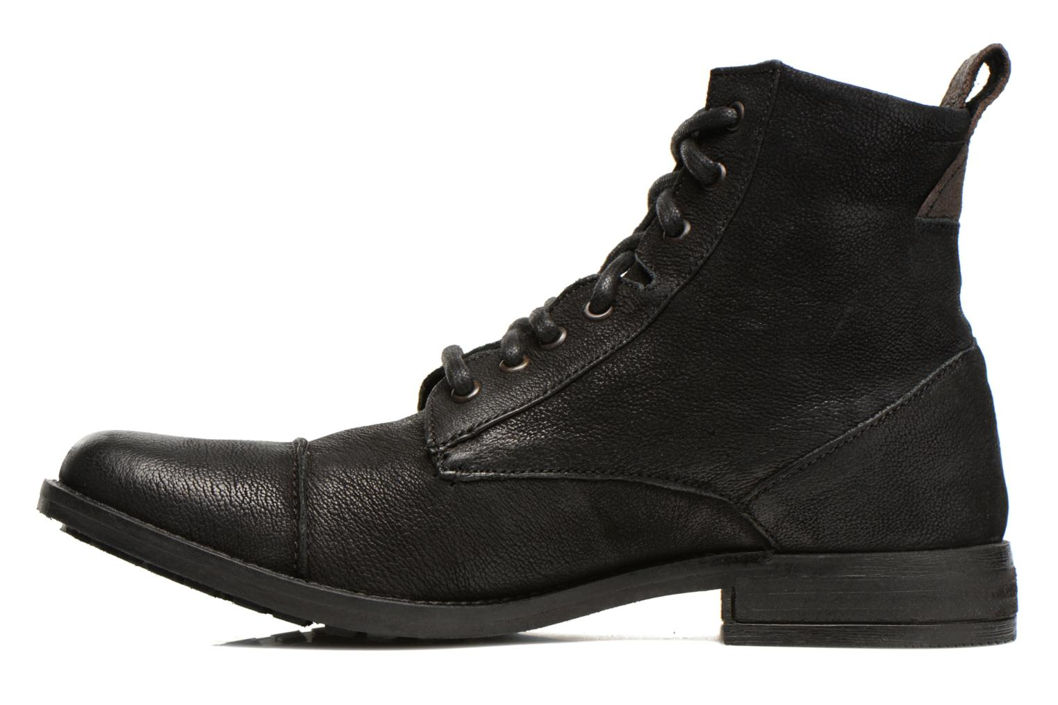 Maine Lace Up Regular Black II