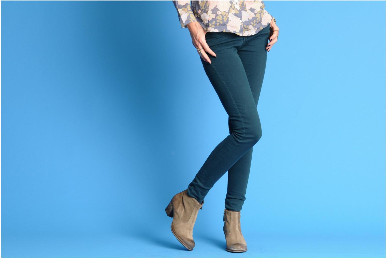 Stiefeletten & Boots n.d.c Em R Softy schwarz ansicht von unten / tasche getragen