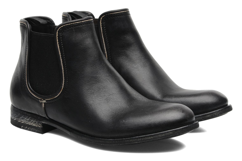 Boots en enkellaarsjes n.d.c San Carlos Camarra Slavato Zwart 3/4'