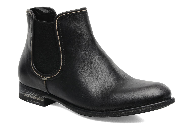 Boots en enkellaarsjes n.d.c San Carlos Camarra Slavato Zwart detail