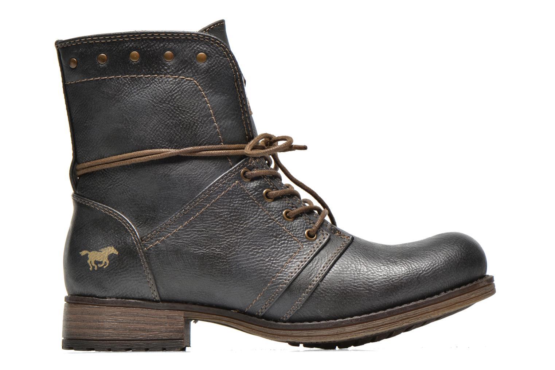 Bottines et boots Mustang shoes Irina Gris vue derrière