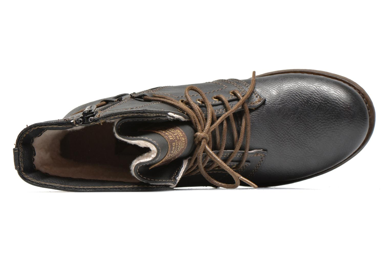 Stivaletti e tronchetti Mustang shoes Irina Grigio immagine sinistra
