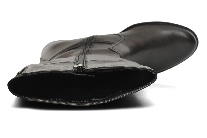 Bottes Caprice Topia XS Gris vue gauche