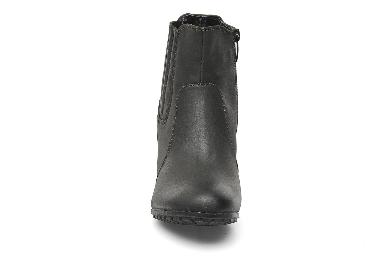 Boots en enkellaarsjes I Love Shoes Samara Zwart model