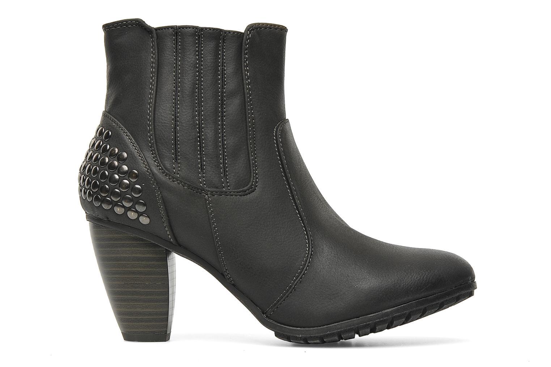 Boots en enkellaarsjes I Love Shoes Samara Zwart achterkant