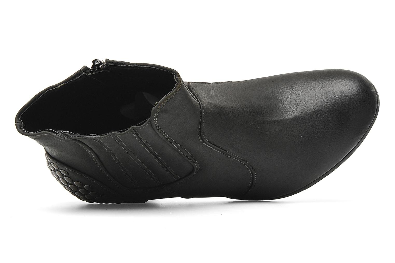 Boots en enkellaarsjes I Love Shoes Samara Zwart links