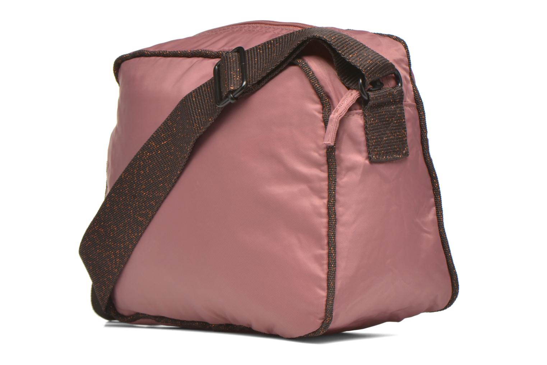 Handtassen Bensimon Small Besace Roze rechts