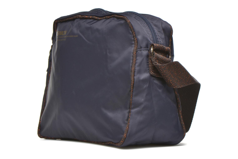 Handtassen Bensimon Small Besace Blauw model