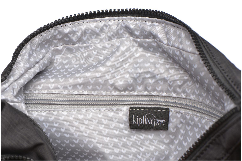 Handtassen kipling Gabbie Zwart achterkant