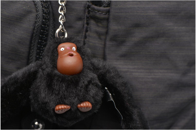 Handtassen kipling Gabbie Zwart links