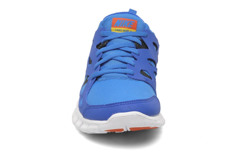 Sportschoenen Nike Nike Free Run 2 (Gs) Blauw model