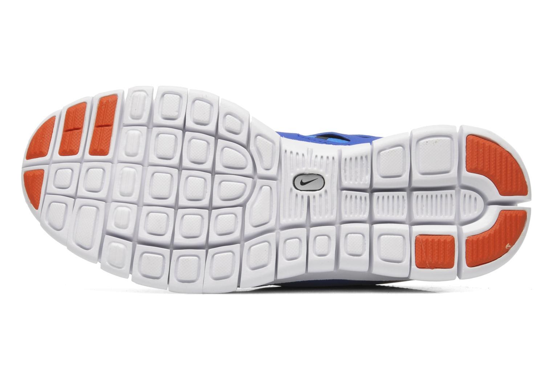 Sportschuhe Nike Nike Free Run 2 (Gs) blau ansicht von oben