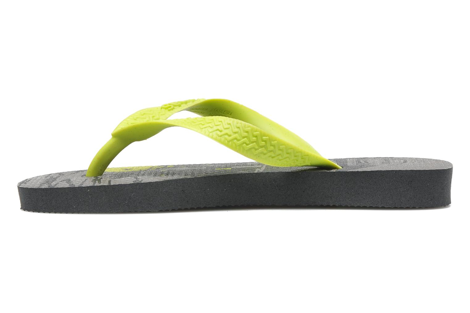 Tongs Havaianas Kids Scoobydoo Gris vue face