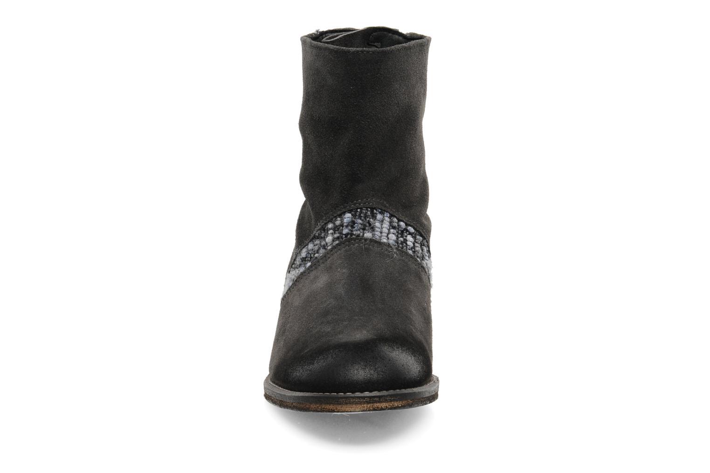 Bottines et boots Berenice Ihope Gris vue portées chaussures
