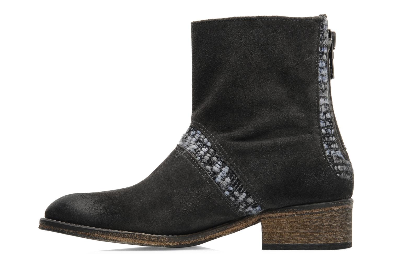 Bottines et boots Berenice Ihope Gris vue face