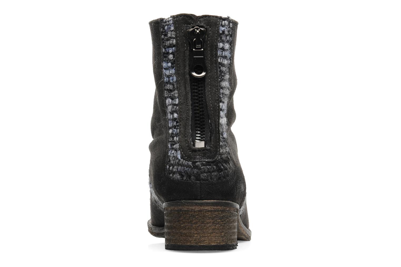 Bottines et boots Berenice Ihope Gris vue droite