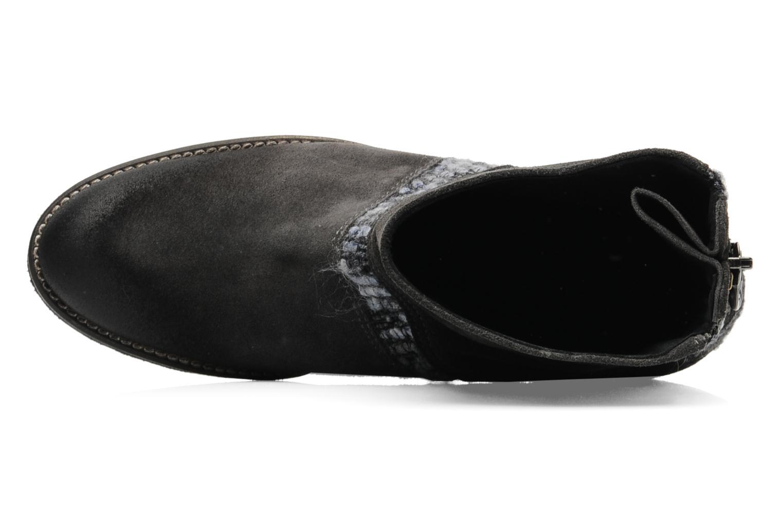 Bottines et boots Berenice Ihope Gris vue gauche
