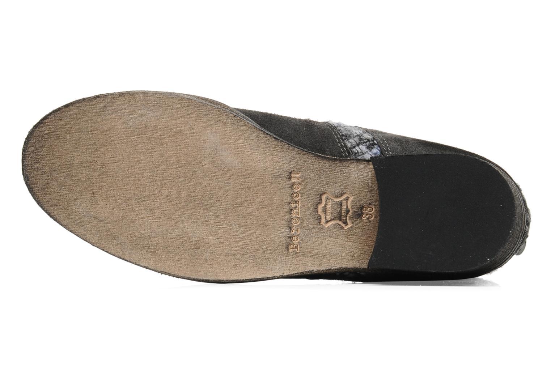 Bottines et boots Berenice Ihope Gris vue haut