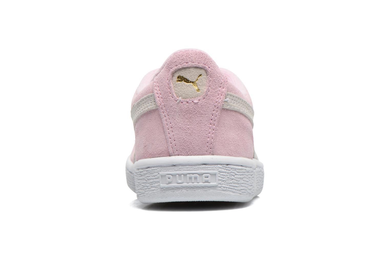 Sneakers Puma Suede Jr. Roze rechts