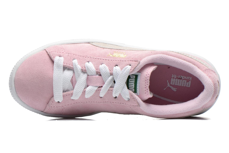 Sneakers Puma Suede Jr. Roze links