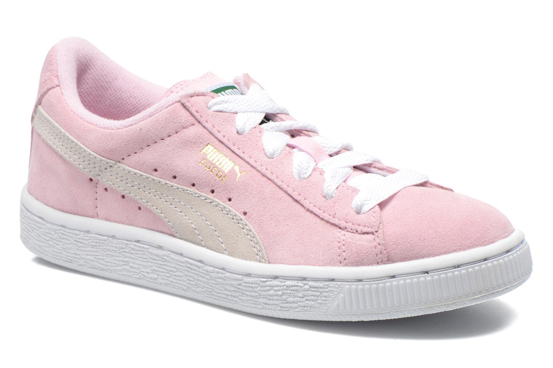 Sneakers Puma Suede Jr. Roze detail