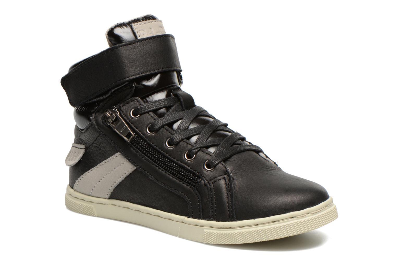 Sneakers P-L-D-M By Palladium Veleda TFL Zwart detail