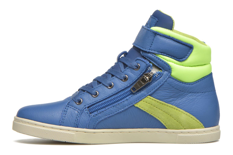 Sneakers P-L-D-M By Palladium Veleda TFL Azzurro immagine frontale