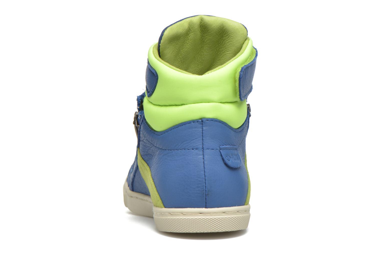 Sneakers P-L-D-M By Palladium Veleda TFL Blauw rechts