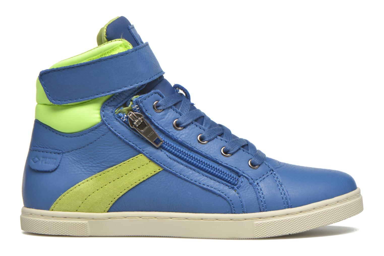 Sneakers P-L-D-M By Palladium Veleda TFL Blauw achterkant