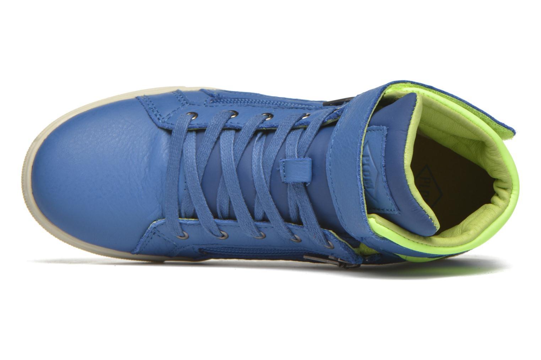 Sneaker P-L-D-M By Palladium Veleda TFL blau ansicht von links