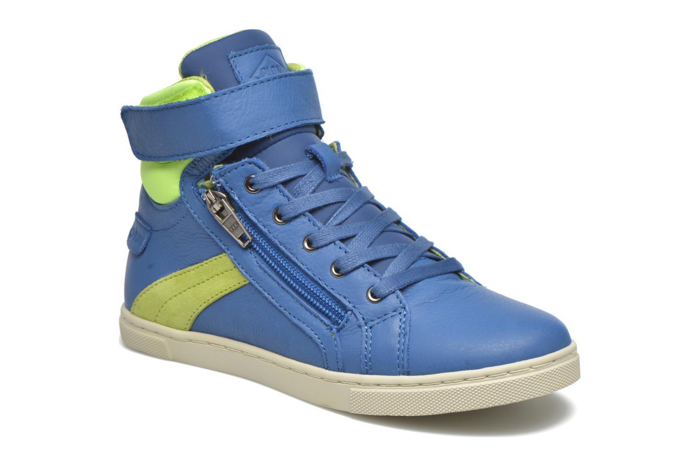 Sneakers P-L-D-M By Palladium Veleda TFL Blauw detail