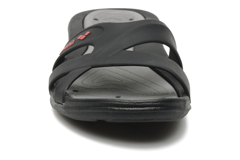 Chaussures de sport Arena Athena woman hook Noir vue portées chaussures