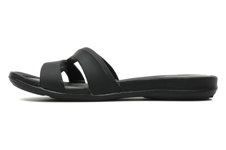 Chaussures de sport Arena Athena woman hook Noir vue face